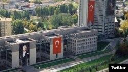 Здание МИД Турции в Анкаре