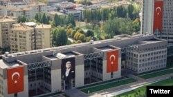 Թուրքիայի ԱԳՆ շենքը Անկարայում, արխիվ