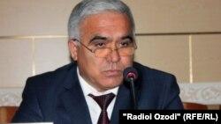 Генеральный прокурор Таджикистана Шерхон Салимзода.