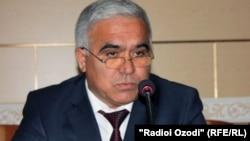 Тәжікстанның бас прокуроры Шерхон Салимзода.