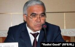 Шерхон Салимзода, раҳбари пешини Ожонсии мубориза бо коррупсия