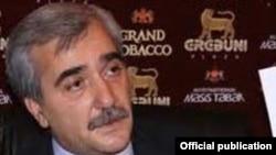 Armenia -- Andranik Kocharian, an opposition politician.