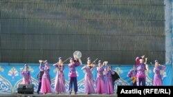 Татарстан башкаласында Республика бәйрәме, 2011 ел