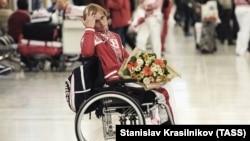 Орусиянын паралимпиада курамасынын мүчөсү