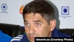 Elkhan Abdullayev, Head coach of Neftchi