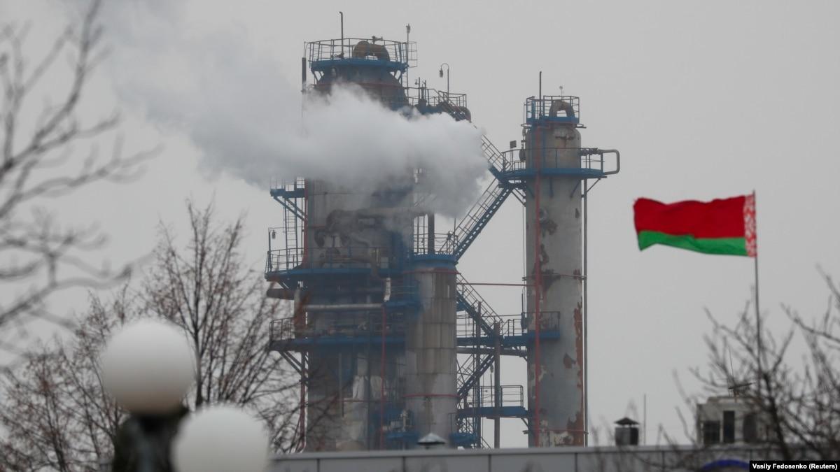 спасет Беларусь европейская нефть?