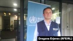 Šef ureda Svjetske zdravstvene organizacije u BiH Victor Olsavszky