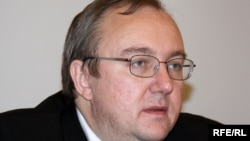 Vitaly Ponomaryov, director of the Central Asian program of the Moscow-based Memorial human rights center