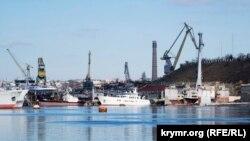 Севастопольский морской завод