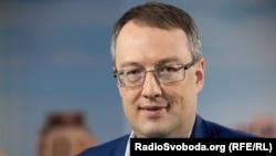 Заступник міністра внутрішніх справ України Антон Геращенко