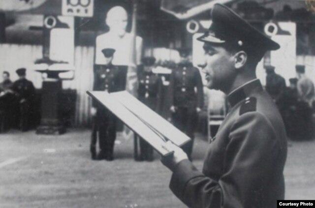 Arif Quliyev And içir. 1970-ci illlər..