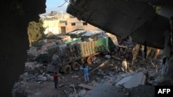 Alepo, 20 shtator 2016.