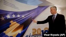 Predsjednik Kosova Hašim Tači