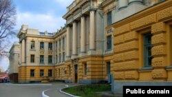 Саратовский государственный университет, корпус I (Московская, 155)