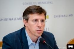 Chisinau Mayor Dorin Chirtoaca (file photo)
