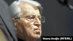 Srpski pisac Dobrica Ćosić se još devedesetih zalagao za podelu Kosova