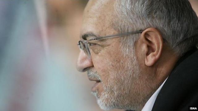 محمدرضا نعمتزاده، وزیر صنعت، معدن و تجارت ایران.