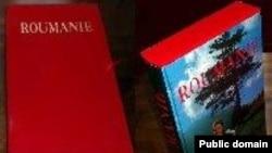 """Coperta albumului """"Eternelle et fascinante Roumanie"""""""
