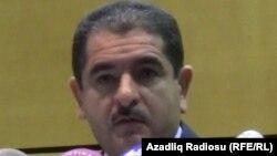 Azərbaycan prezidentinin iqtisadi islahatlar üzrə köməkçisi Natiq Əmirov