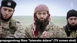 Scena iz propagandnog filma