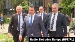 Премиерот Зоран Заев 21.05.2018