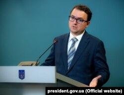 Антон Кориневич, представник президента України в Криму