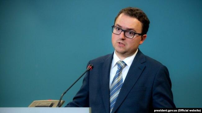 Антон Кориневич, представитель президента Украины в АРК