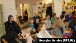 საქართველოში გადაღებული ექსპერიმენტული მოკლემეტრაჟიანი ფილმების ჩვენება