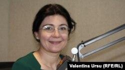 Silvia Radu.