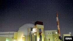 Iran's Bushehr nuclear power plant. The IAEA's offer would let Iran send uranium abroad for enrichment and receive fuel in return.