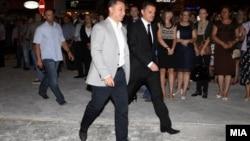 Premijer Nikola Gruevski i vicepremijer Zoran Stavreski
