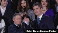 România - Dacian Cioloș și Dan Barna