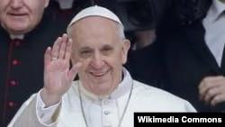 پاپ فرانسیس رهبر کاتولیک جهان