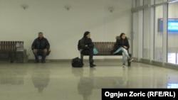 Željeznička stanica u Beogradu.