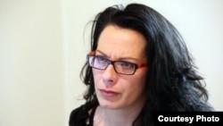 Novinarka portala Nova.rs Ana Lalić