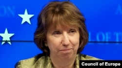 EU foreign-policy chief Catherine Ashton