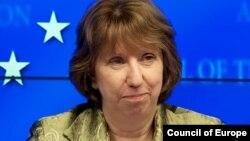 کاترين اشتون،مسوول سياست خارجی اتحاديه اروپا