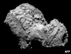 Комета Чурюмова-Герасименко, 3 серпня 2014 року