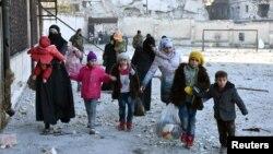 نگرانیها از بروز یک فاجعۀ انسانی در سوریه بیشتر شدهاست.