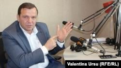 Ministrul de interne Andrei Năstase în studioul Europei Libere