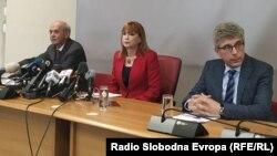 Обвинителката Вилма Рускоска
