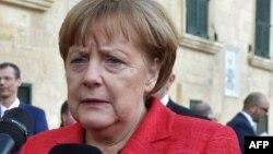 Angela Merkel, 3 fevral 2017