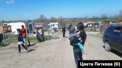 Ромската махала в Царево възниква преди 3 години.