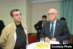Yadigar Sadıqov və İsa Qəmbər