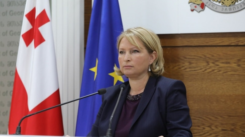 Турнава: В результате запланированных реформ восстановление экономики Грузии произойдет очень быстро