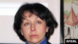 Дачка пісьменьніка Валянціна Карпюк