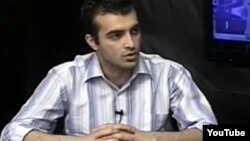 Azerbaijan -- Human rights defender Rasul Jafarov