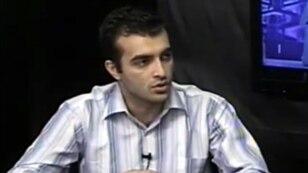Правозащитник Расул Джафаров. Архивное фото