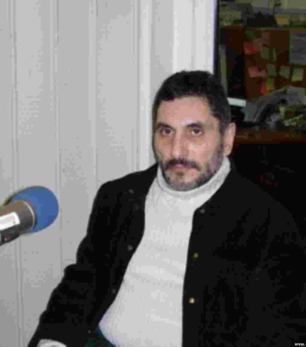 Руководитель отдела по внешним связям Ассоциации независимых перевозчиков Санкт-Петербурга Георг Габриэлян