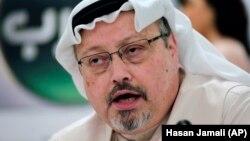 Журналіст Джамал Хашокджі
